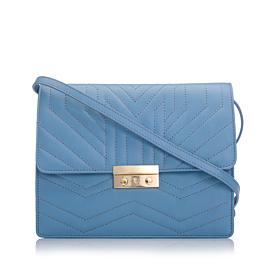 Geanta NANCY GM MATLASAT - bleu