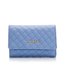 Portofel MICHELLE MATLASAT - bleu