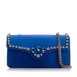 Geanta ADA CRISTAL LTD. ED - albastru